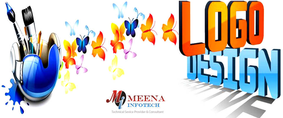 Logo Designing India Meena Infotech